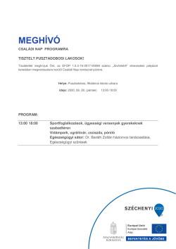 MEGHÍVÓ, Családi Nap, 2020.08.28., PDF-1