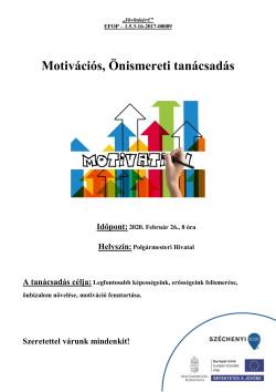 Motivációs tanácsadás, Plakát 2020.02.27., PDF-1