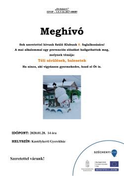 Szülő Klub Meghívó, 2020.01.28., PDF-1