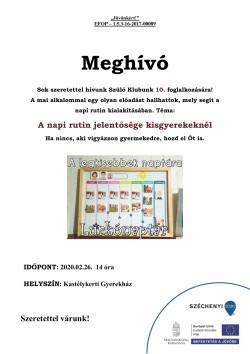 Szülő Klub Meghívó, 2020.02.26., PDF-1
