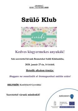 Szülő Klub Plakát, 2020.01.27., PDF-1