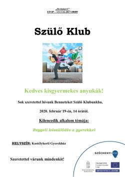 Szülő Klub Plakát, 2020.02.19., PDF-1